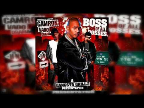 Cam'ron & Vado - Boss Of All Bosses [FULL MIXTAPE + DOWNLOAD LINK] [2009]
