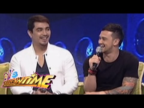 Billy Crawford as John Raspado for It's Showtime Holy Week Special 2015