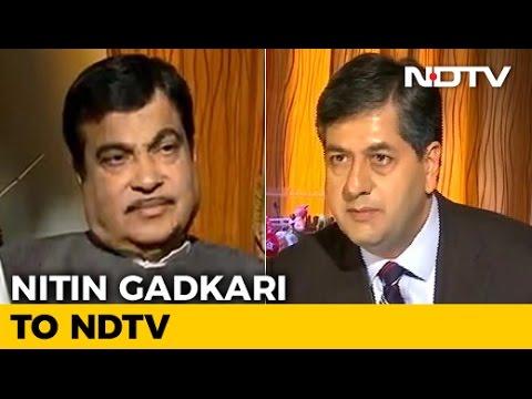 'Hindutva Hindus Progressive, Painted As Anti-Minority': Nitin Gadkari To NDTV