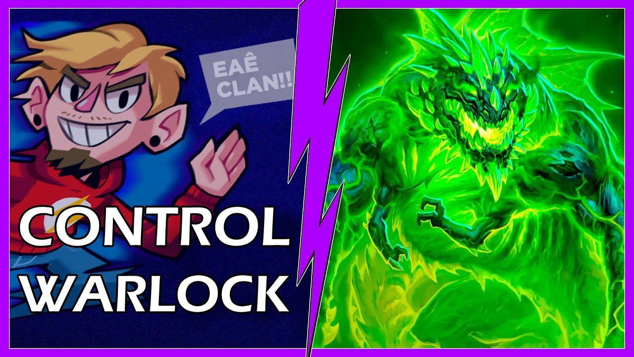 HEARTHSTONE: CONTROLOCK - LENDA AGOSTO(EXTRA)