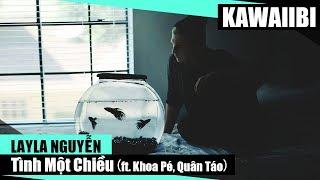 Tình Một Chiều - LayLa Nguyễn ft. Khoa Pé & Quân Táo [ Video Lyrics ]