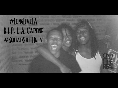 L'A Capone (@LAFRM600) & RondoNumbaNine (@RondoNumbaNine) - @Only4TheReal Salute To The Real