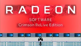 Video [TUTORIAL] Sync AMD ReLive Video with Microphone Audio in TWO SEPARATE TRACKS download MP3, 3GP, MP4, WEBM, AVI, FLV Mei 2018