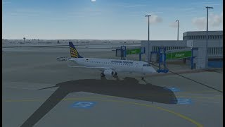 Embraer E190 | Koln - Ibiza | IVAO | Start