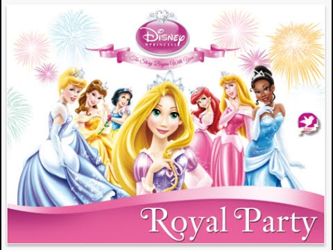 Disney Princess Party Invitations was great invitations template