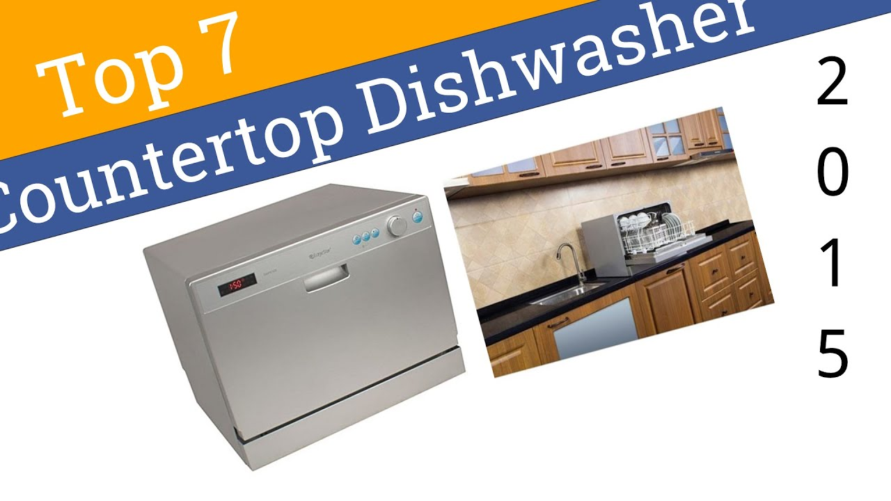 Countertop Dishwasher Consumer Reports : Best Countertop Dishwashers 2015 - YouTube