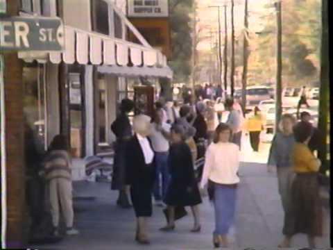 1987 Erskine College Recruiting Video