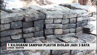 Gambar cover Seorang Petani di Banten Mampu Olah Sampah Plastik Jadi Bahan Bata - iNews Sore 23/02