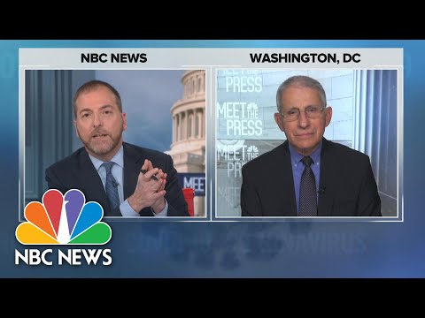 Full Fauci Interview: 'Too Premature' To Pull Back On Covid Protections | Meet The Press | NBC News