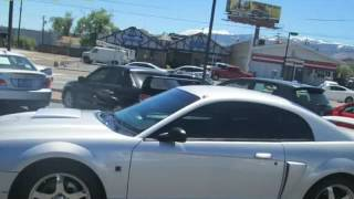 2001 Ford Mustang 2dr Cpe GT Deluxe/ROUSH STAGE 2 (Reno, Nevada)
