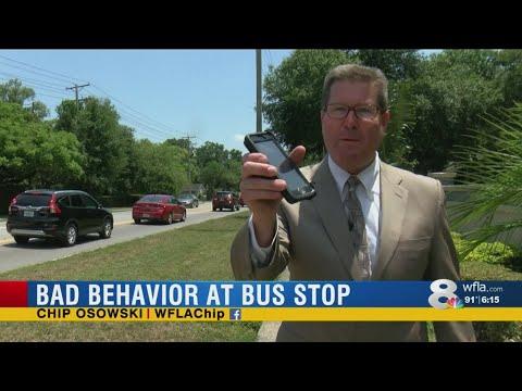 Deuce - Bad Parent Behavior At Brandon School Bus Stop