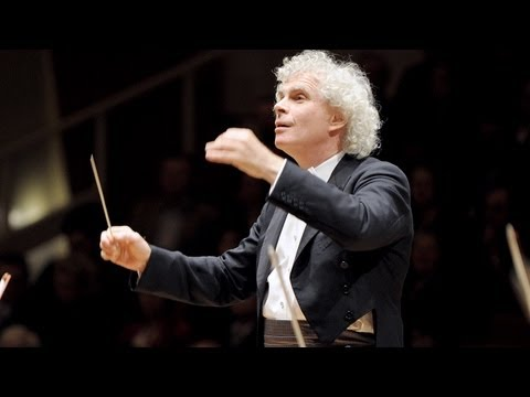 Brahms: Symphony No. 1 / Rattle · Berliner Philharmoniker