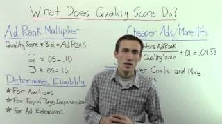 Quality Score Video #1 PPC Power Plays - Daniel Price