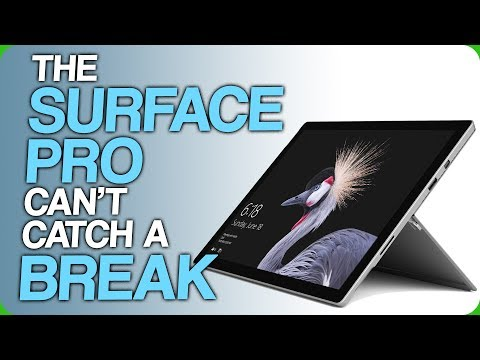 The Surface Pro Can't Catch A Break (Xbox Problems)