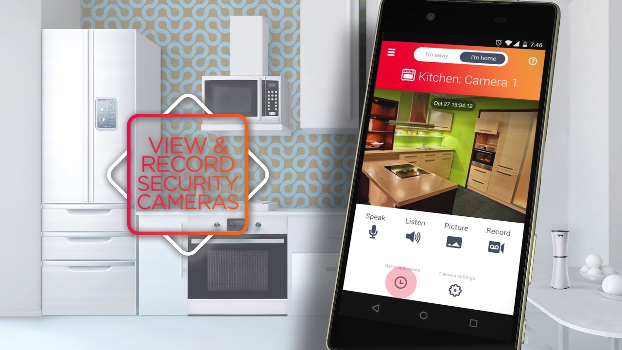 Vivitar Smart Home App and Product Suite