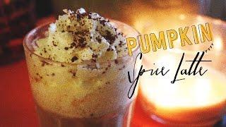 Как приготовить: Пряный Тыквенный Латте / How to Cook: Pumpkin Spice Latte | Beauty Blanc