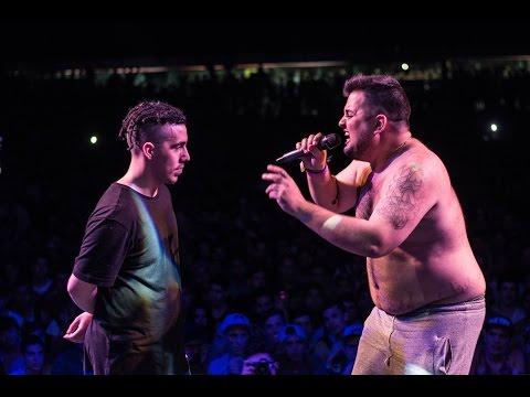 PAPO VS SHAIR - SEMIFINALES - BIGBANG FESTIVAL - RADIO DOBLE HH ARGENTINA