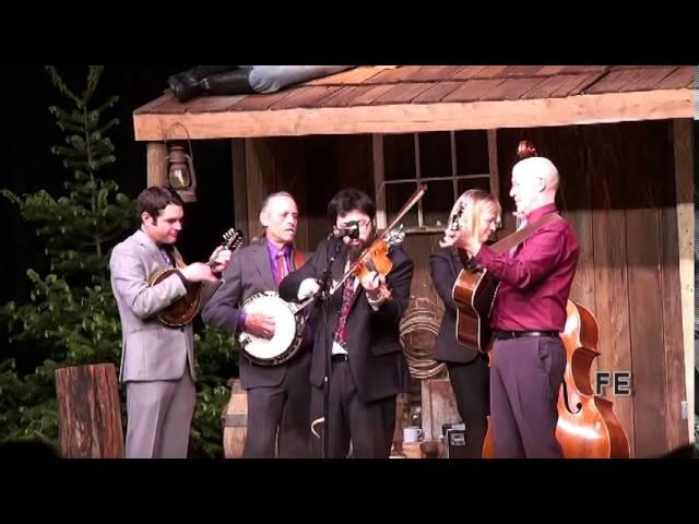 Green Mountain Bluegrass Band #2  5-14-2016  Bluegrass from the Forrest 2016