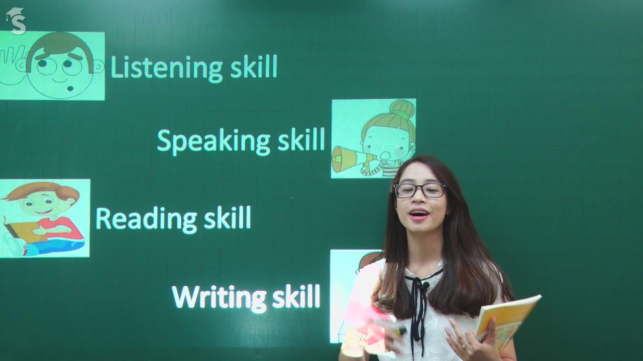 Giới thiệu nội dung tiếng Anh lớp 3 chương trình mới – Cô giáo : Nguyễn Thị Mai Hương