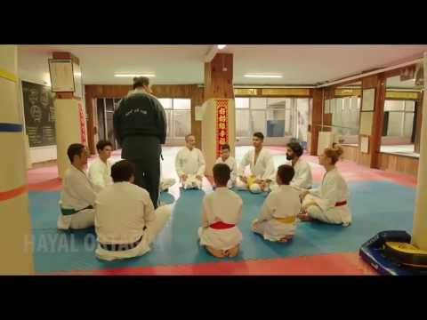 Çakallarla dans 4 karate sahnesi