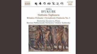 Gambar cover Symphonic Fantasia No. 1