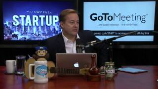 - Startups - News Roundtable Panel with Liz Gannes and Jon Ferrara - TWiST #284