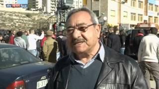 الشرطة الفلسطينية تمنع مسيرة لنشطاء