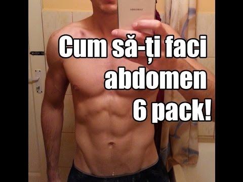 Dieta & Retete pentru slabit burta | Cum obții un abdomen plat? | NutriFitUp