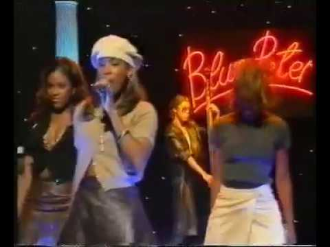 Eternal   Power Of A Woman (Live on Blue Peter) mp3