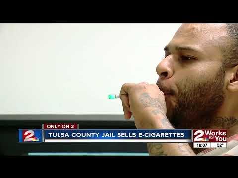 Inmates can buy e-cigs at David L. Moss