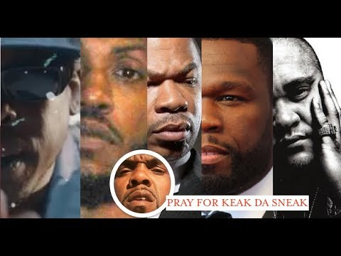 MYSTIKAL IN JAIL, XZIBIT VS HIS SON, IRV GOTTI CANCELLED BY 50 CENT, KEAK DA SNEAK IN HOSPITAL