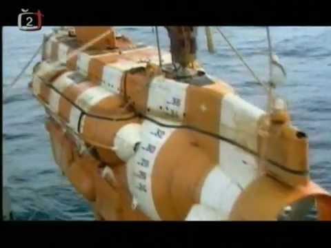 Ponorka Kursk - mýty a spekulace CZ 2004