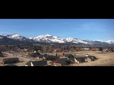 Hamilton, Montana Bitterroot Valley Ravalli County Montana 2020