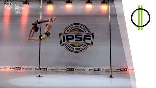 Kiki és Nixi a két poledance bajnok