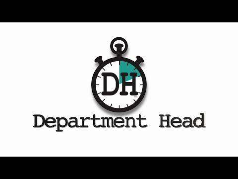 Department Head - For iPad