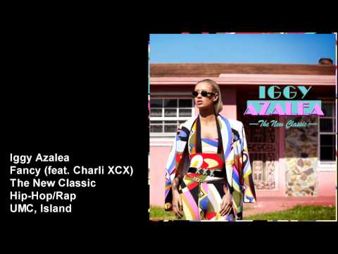 Iggy Azalea - Fancy (feat. Charli XCX) [Super Clean] {Audio}