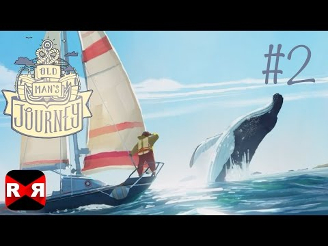 Old Man's Journey (By Broken Rules) - iOS / Android / Steam - Walkthrough Gameplay Part 2