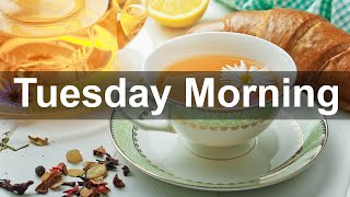 Tuesday Morning Jazz -  Positive Instrumental Morning Music and Relax Jazz to Chill Out