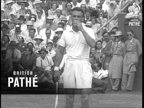 Davis Cup - Australia Vs. USA  (1954)