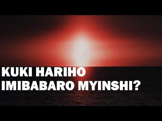 Kuki hariho imibabaro myinshi? | Nzaramba Emmanuel