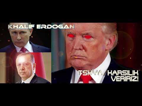 """Putin: """"ABD, Afrin'de Türk Ordusuna karşılık verirse Devreye gireriz!"""" Erdoğan artık ..."""