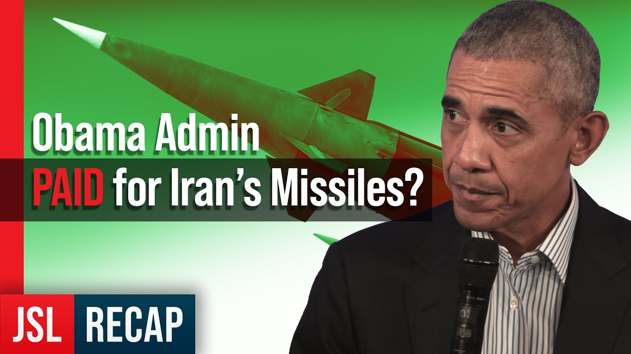 President Trump - Obama Admin Paid for Iran's Missiles - ACLJ