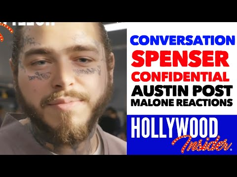'spenser-confidential'-in-conversation-with-austin-post-malone-&-reactions-hollywood-insider