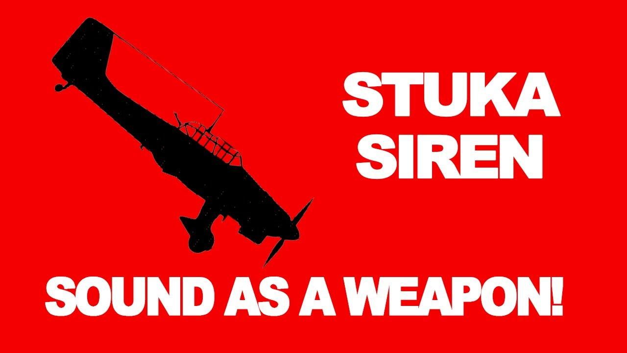 Download Stuka Siren: Sound As A Weapon