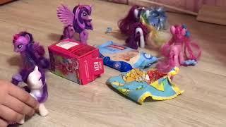Сериал пони: Школа девочек