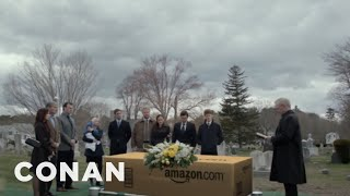 """Manchester By The Sea"" Is Basically An Amazon Commercial  - CONAN on TBS"