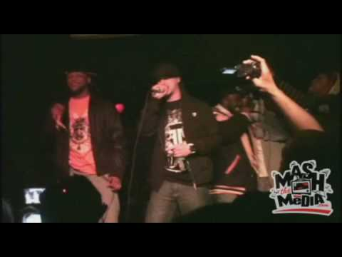 M.A.S.H/Grand Cru Performance @ End Of The Weak