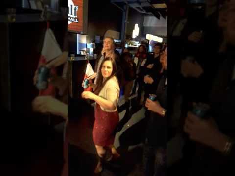 Buffalo NY's Dead Head Crowd Dances to Franklin's Tower by Workingman's Dead