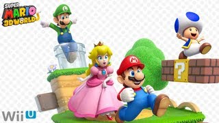 Super Mario 3D World - All Stages Demo