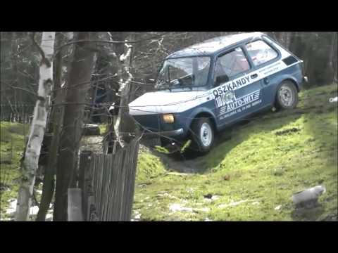 Rallye Rallying Crashes 2014